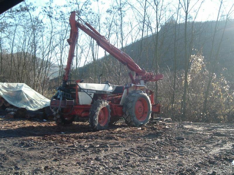 Trattori Agricoli Usati Macchine Caricatore Forestale Terrmacch