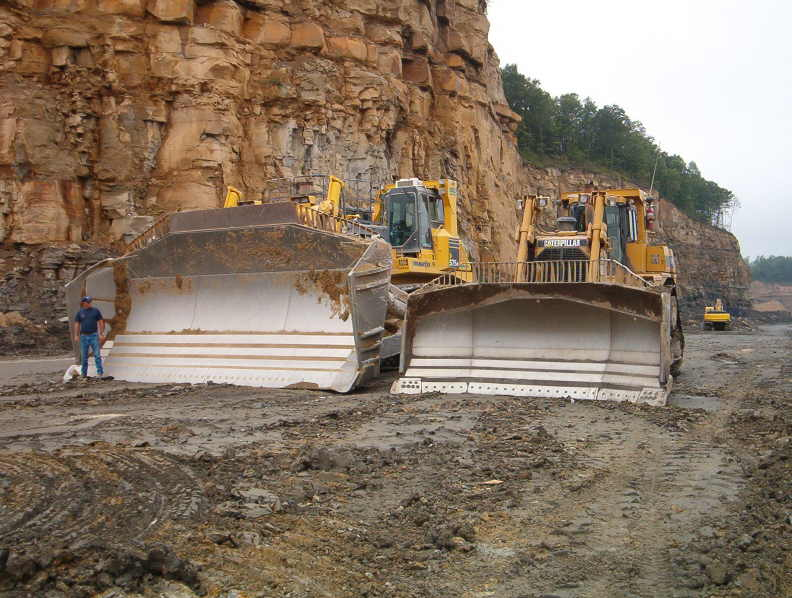 Komatsu 575 Super Dozer http://www.firearmstalk.com/forums/f12/manly-jobs-15829/index3.html