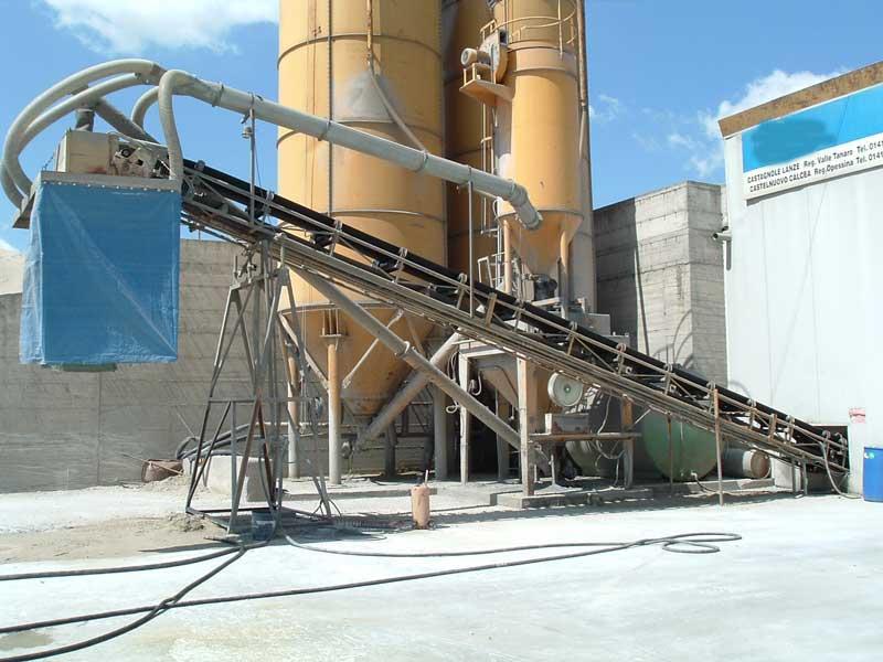 Impianto di betonaggio come funziona