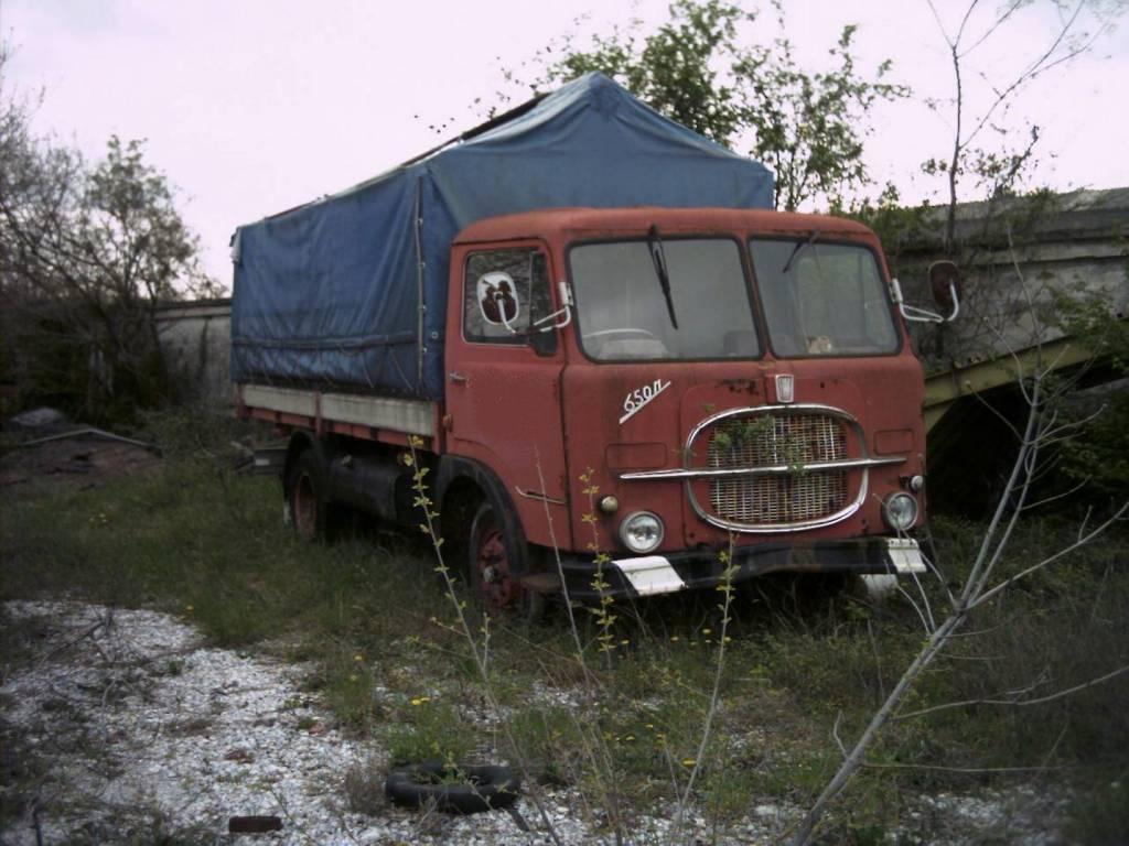 Fiat 650 n camion fiat storici