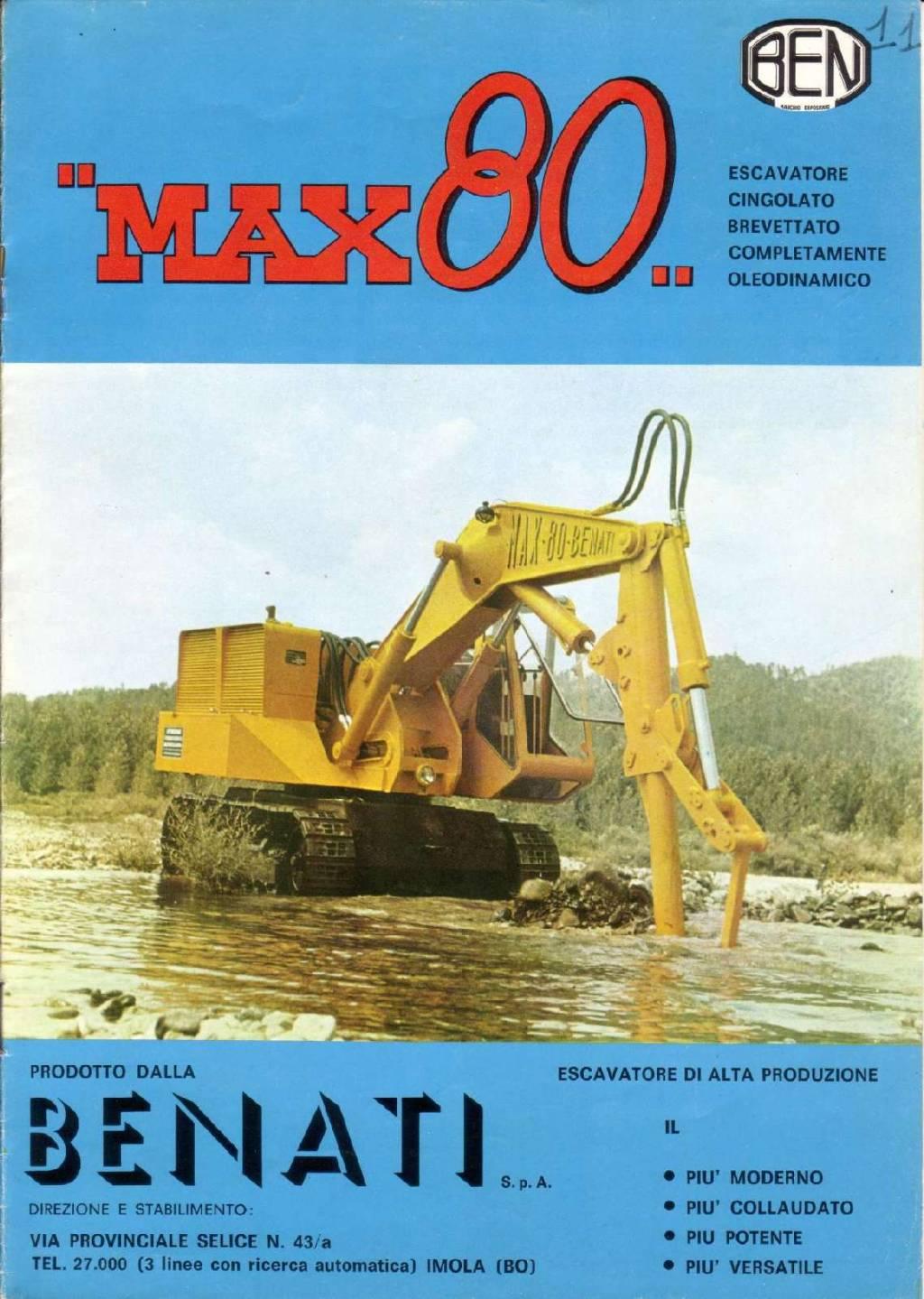 gruppo storico benati Benati_Max80