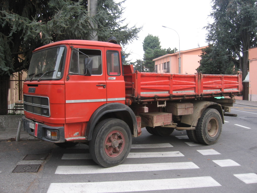 Fiat 160NC Cereda