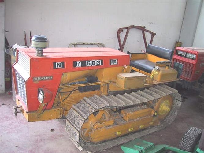 Itma 503n for Robino macchine agricole