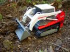 Takeuchi TL 150 at work