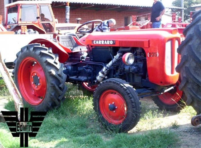 Carraro 335 for Forum trattori carraro
