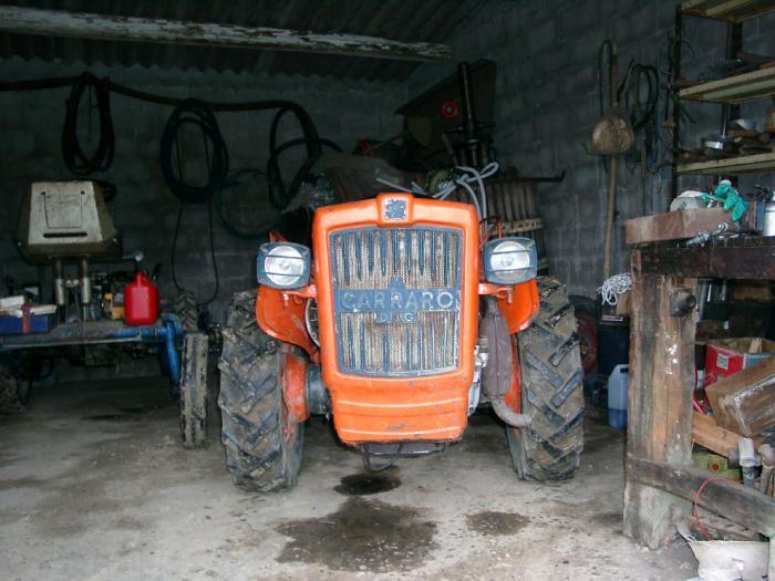 Supertigre 635 normale foto 2 for Forum trattori carraro