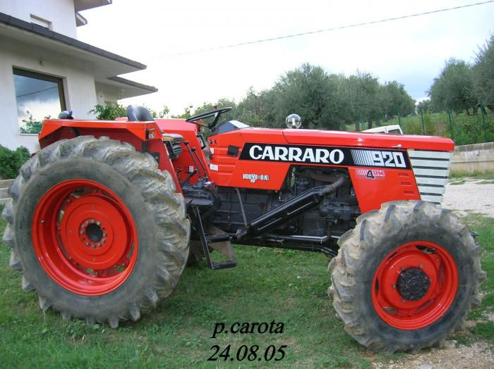Carraro 920 4 for Forum trattori carraro