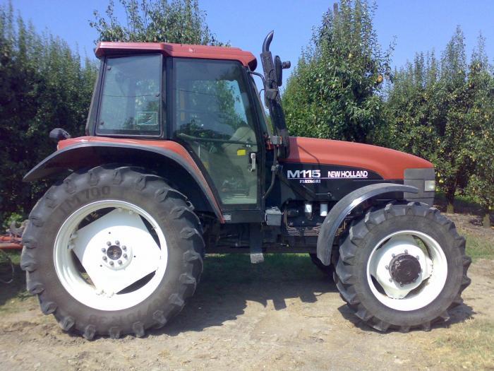 manual de new holland m115 | Foro de Maquinaria Agrícola