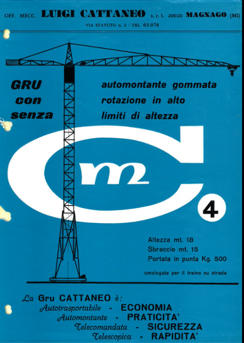 Cattaneo cm 4