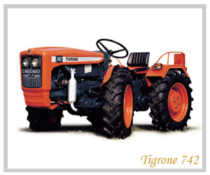 A carraro tigrone 742 for Forum trattori carraro